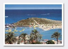Ayia napa — kypr řecká část
